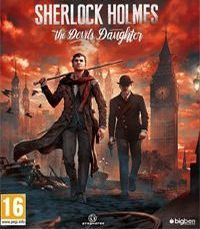 Game Box for Sherlock Holmes: The Devil's Daughter (PC)