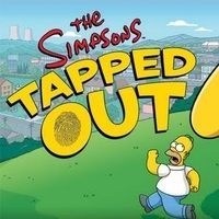Okładka The Simpsons: Tapped Out (iOS)
