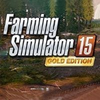 Farming Simulator 15: Gold cover