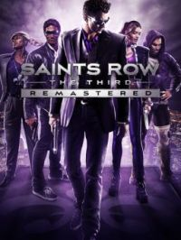 Game Box for Saints Row: The Third Remastered (PC)