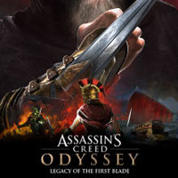Okładka Assassin's Creed Odyssey: Legacy of the First Blade (PC)