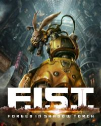 Game Box for F.I.S.T.: Forged in Shadow Torch (PS4)