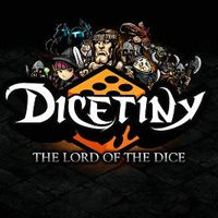Game Box for DICETINY: The Lord of the Dice (PC)