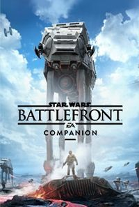 Star Wars Battlefront Companion (iOS cover
