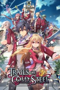 The Legend of Heroes: Trails of Cold Steel (Switch cover
