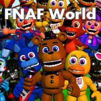 Game Box for FNAF World (PC)