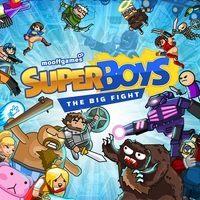 Okładka Super Boys: The Big Fight (AND)