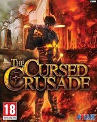 Game Box for The Cursed Crusade (PC)