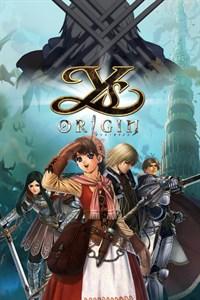 Ys Origin (PC cover