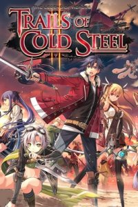 The Legend of Heroes: Trails of Cold Steel II (PC cover