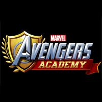 Okładka Marvel Avengers Academy (AND)