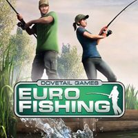 Game Box for Euro Fishing (PC)