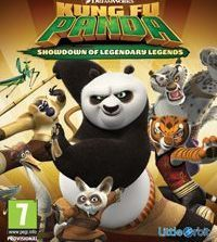 Game Box for Kung Fu Panda: Showdown of Legendary Legends (PC)