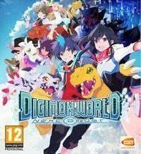 Okładka Digimon World: Next Order (PS4)