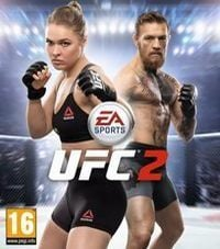 Game Box for EA Sports UFC 2 (PS4)