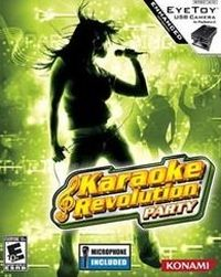 Game Box for Karaoke Revolution Party (GCN)