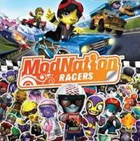 Okładka ModNation Racers (PS3)