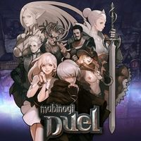 Okładka Mabinogi Duel (AND)