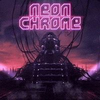 Okładka Neon Chrome (PC)