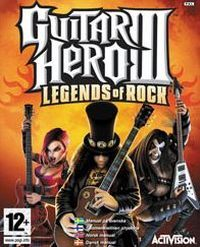 Okładka Guitar Hero III: Legends of Rock (PC)