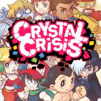 Game Box for Crystal Crisis (PS4)