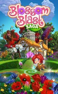 Okładka Blossom Blast Saga (AND)