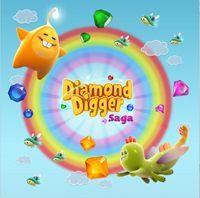 Okładka Diamond Digger Saga (iOS)