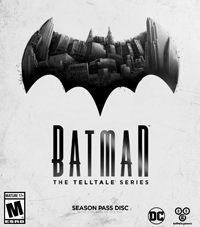 Okładka Batman: The Telltale Series (PC)