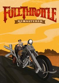 Game Box for Full Throttle Remastered (PC)