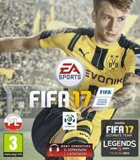 Game Box for FIFA 17 (PC)