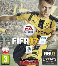 Okładka FIFA 17 (PC)