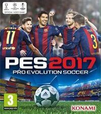 Game Box for Pro Evolution Soccer 2017 (PC)