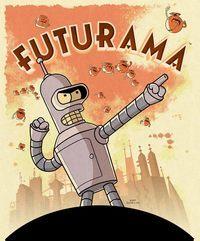 Okładka Futurama: Game of Drones (iOS)
