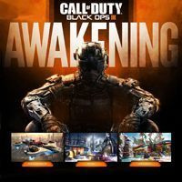 Okładka Call of Duty: Black Ops III - Awakening (PS4)