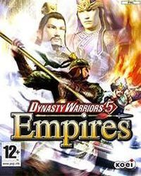 Okładka Dynasty Warriors 5: Empires (PS2)
