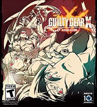 Game Box for Guilty Gear Xrd -Revelator- (PC)