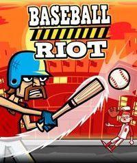 Game Box for Baseball Riot (PC)