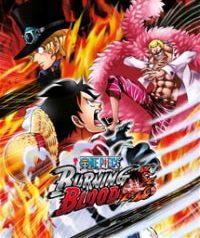 Game Box for One Piece: Burning Blood (PS4)