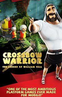 Okładka Crossbow Warrior: The Legend of William Tell (WiiU)