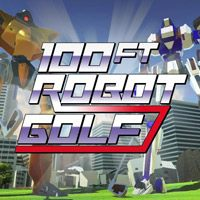 Okładka 100ft Robot Golf (PC)