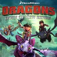 Game Box for Dragons: Dawn of New Riders (Switch)