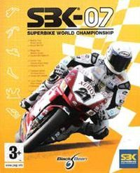 Okładka SBK 07: Superbike World Championship 07 (PSP)