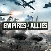 Okładka Empires and Allies (iOS)