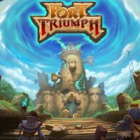 Game Box for Fort Triumph (PC)