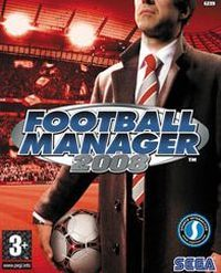 Game Box for Worldwide Soccer Manager 2008 (X360)