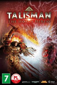 Game Box for Talisman: The Horus Heresy (PC)