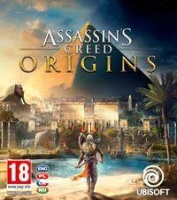 Game Box for Assassin's Creed Origins (PC)