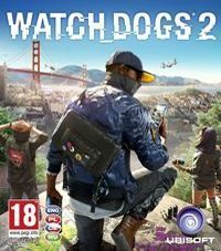 Game Box for Watch Dogs 2 (PC)
