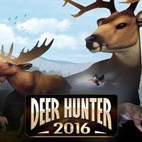 Okładka Deer Hunter 2016 (iOS)