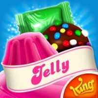 Okładka Candy Crush Jelly Saga (WP)
